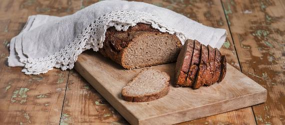 Estonian rye bread is a culinary food staple.