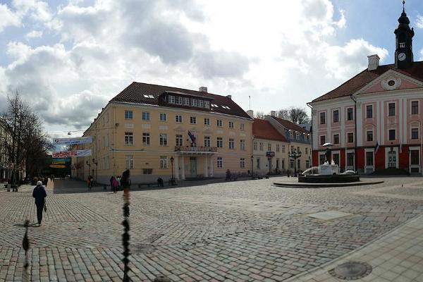 Giidituur Tartu vanalinnas ja Toomemäel