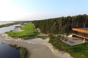 Golf restaurant Eagle