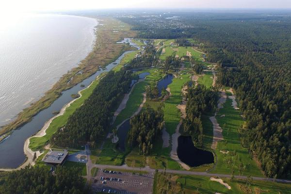 Golfravintola Eagle