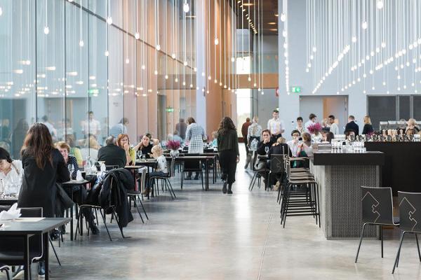 Pööripäev, restaurant at the Estonian National Museum