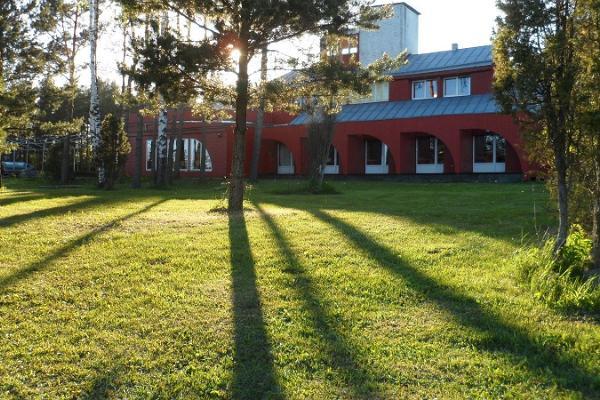 Paatsalu Atpūtas centra galvenā māja