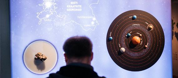 Night of museum in Estonia