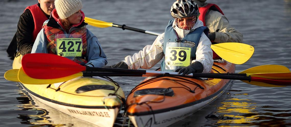 Võhandu marathon, Visit Estonia