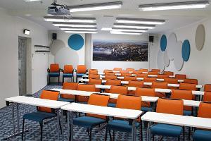 Seminar rooms at AHHAA Science Centre
