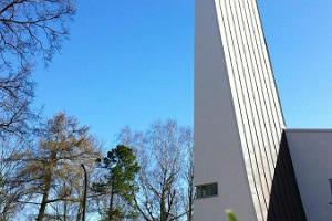 Die EMK Kirche des Heiligen Lukas in Tartu