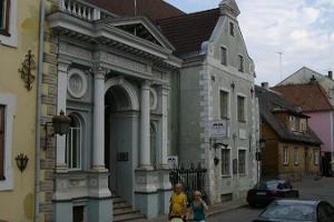 Heno and Steiner buildings in Pärnu