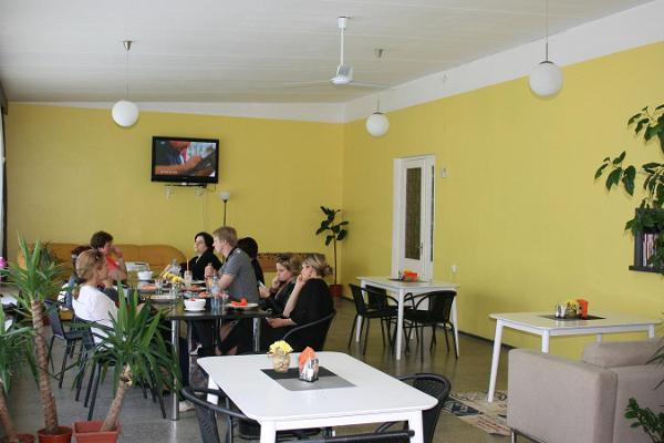 Päikseline kohvik Väätsal