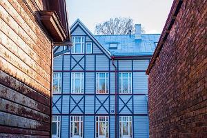 Suppenstadt – eine milieuwerte Holzstadt