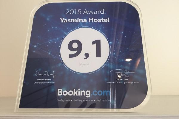 Yasmina Hostel