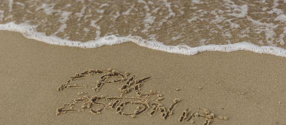 epic-beach-estonia-sand-writing