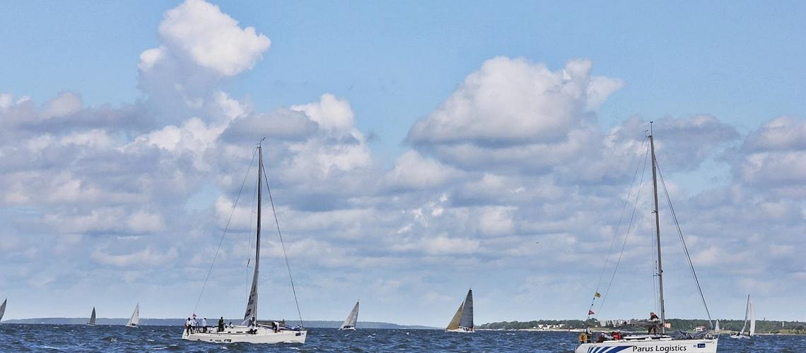Sail in Estonia. Moonsund Regatta. Visit Estonia