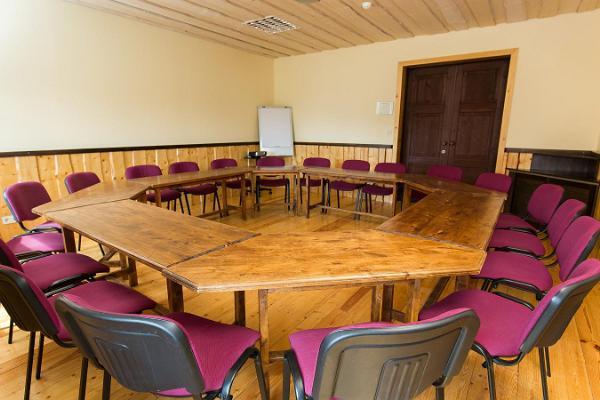 Arbavere holiday centre seminars