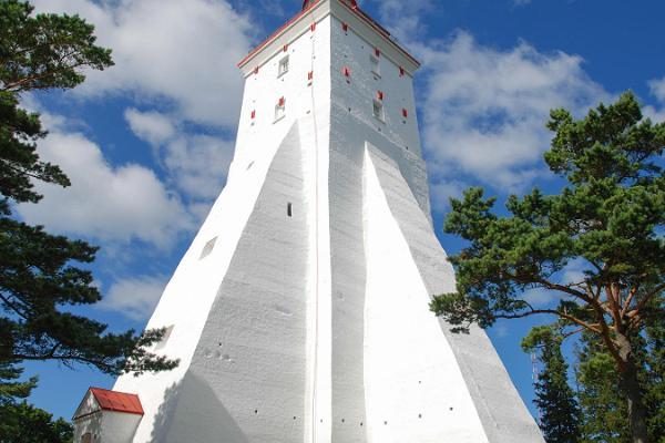 Leuchtturm Kõpu (dt. Oberdagerort)