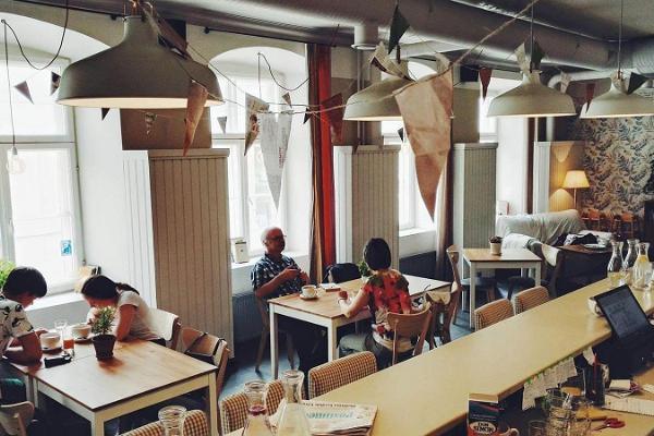Kafejnīca Krempel