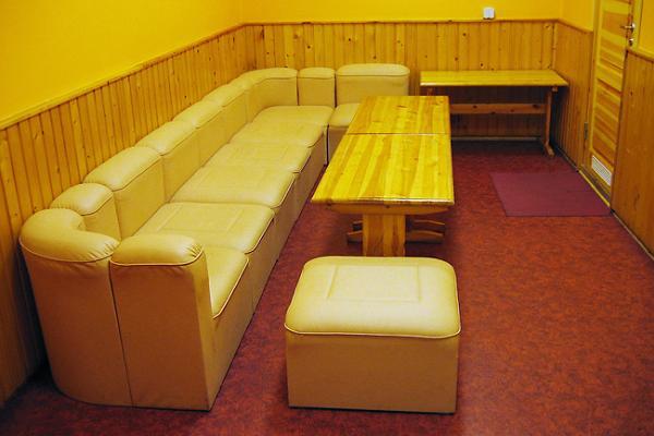 Банкетные залы и конференц-залы парка отдыха Тяхтвере, предбанник