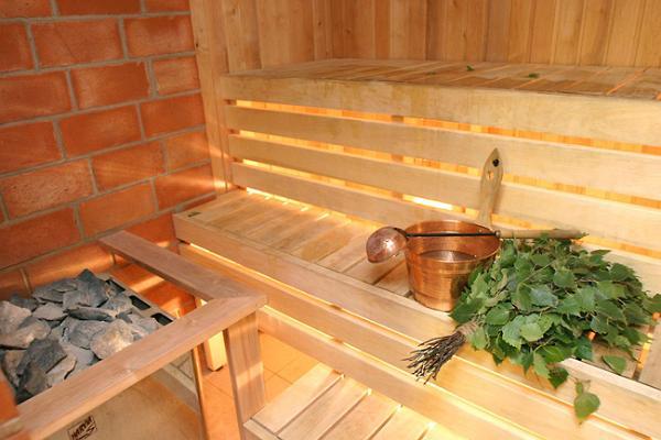 Банкетные залы и конференц-залы парка отдыха Тяхтвере, баня