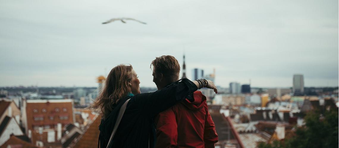 7 romantilist kohta, et avaldada armastust