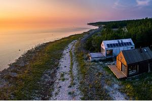 Saxby Observation Tower Holiday Houses