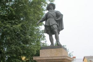 Monument to Gustav II Adolf