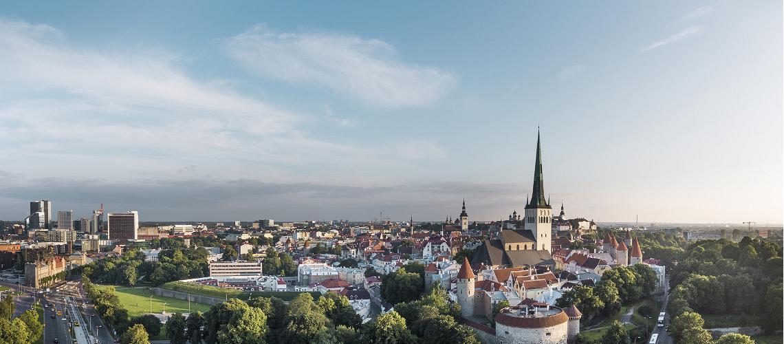 Die besten Orte für den Ausblick auf Tallinn