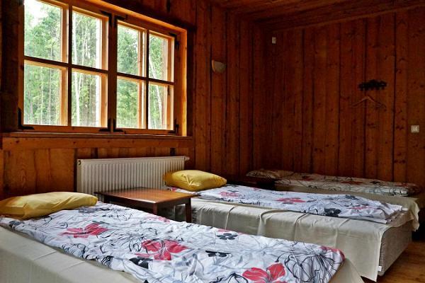 Unterbringung im Wohlfühlzentrum (Heaolukeskus) in Paunküla