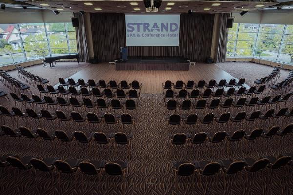 Strand Spa & Konverentsihotelli Seminariruumid