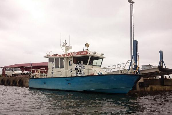 Manilaiu Harbour