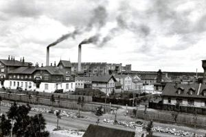 Walking tour with a guide 'The industrial town of Pärnu at the turn of the 19th–20th century'