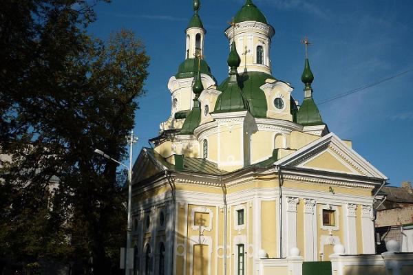 """Giidiga ekskursioon vene keeles """"Vene jäljed Pärnus"""""""