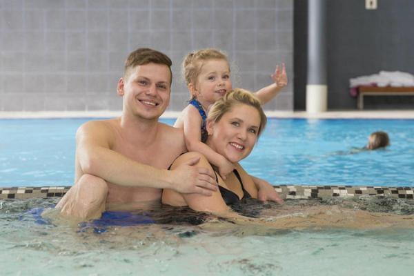 ESTONIA Medical Spa & Hotel Sauna- und Schwimmbadzentrum TERMID