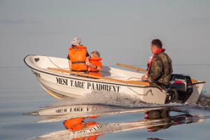 Аренда лодок в Варнья