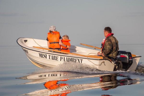 Boat rental in Varnja