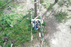 Приключенческий парк Муху