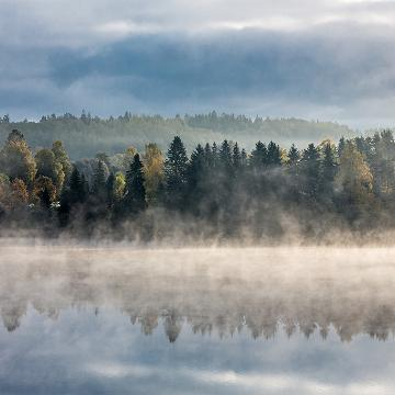 Nationalparker och naturcentra
