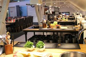 Совместное приготовление еды в Академии еды