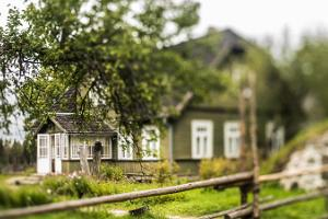 A.H. Tammsaares museum i Vargamäe