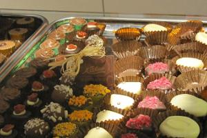 Marzipan and Chocolate Workshops at Kalev Sweets Mastery