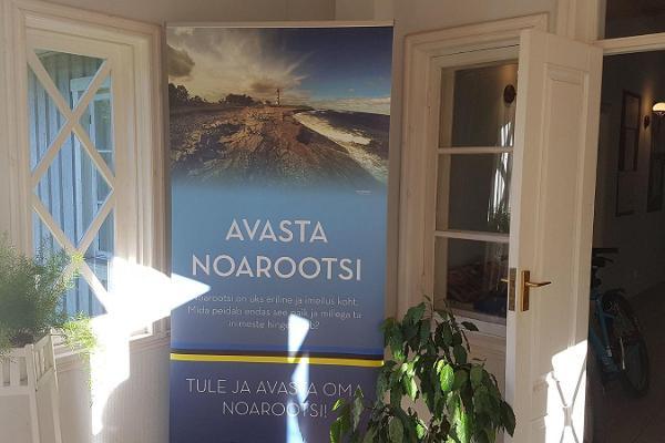 Noarootsi käsitööbutiik HEIN ja turismiinfopunkt