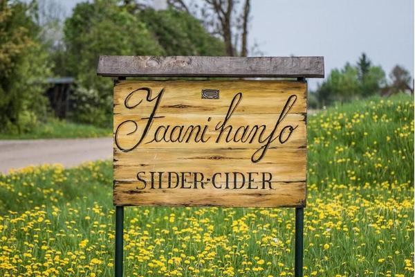 Jaanihanso CiderHouse - erityinen seminaaripaikka omenapuutarhoiden keskellä