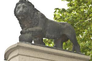Памятник «Шведский лев»