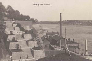 A. Hahn Treppe
