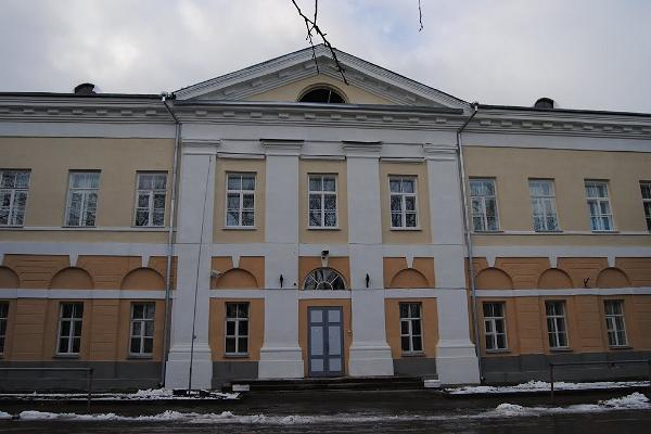 Das Haus des Barons von Velio