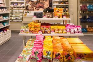 Kalev Baltijas stacijas tirgus šokolādes veikals