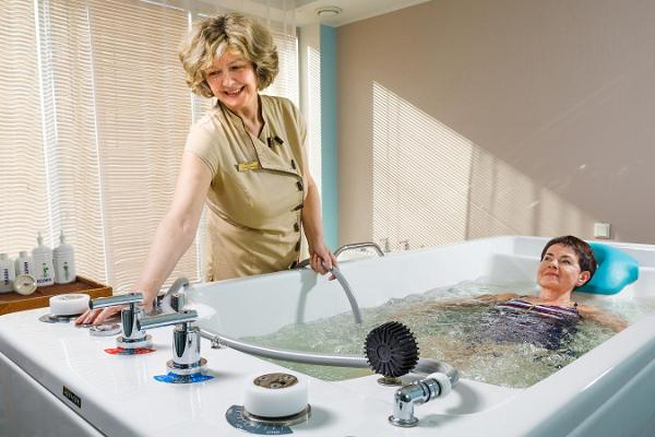 Meresuu SPA & Hotel ilu- ja tervisemaailm