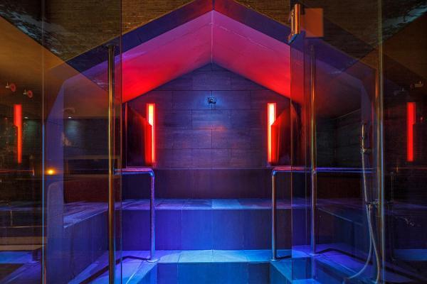 Meresuu Spa & Hotels bad- och bastuanläggning