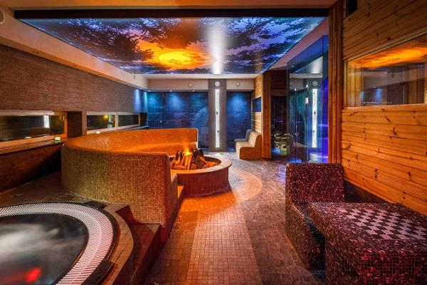 Meresuu SPA & Hotell vee- ja saunakeskus
