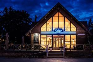 Familienrestaurant Seller (dt. Sellerie)