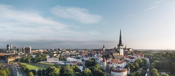 Tallinn old town, visit Estonia