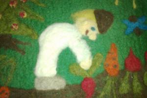 """Kilplaste käsitöö õpituba """"Kilplased viskavad villast"""""""